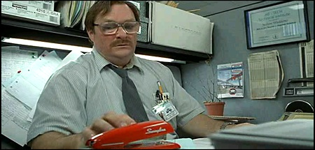 office space pic. Office Space Stapler Scene 2: Office Space Pic D