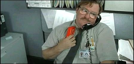 Office Space Milton Stapler Office Space Stapler Scene 1