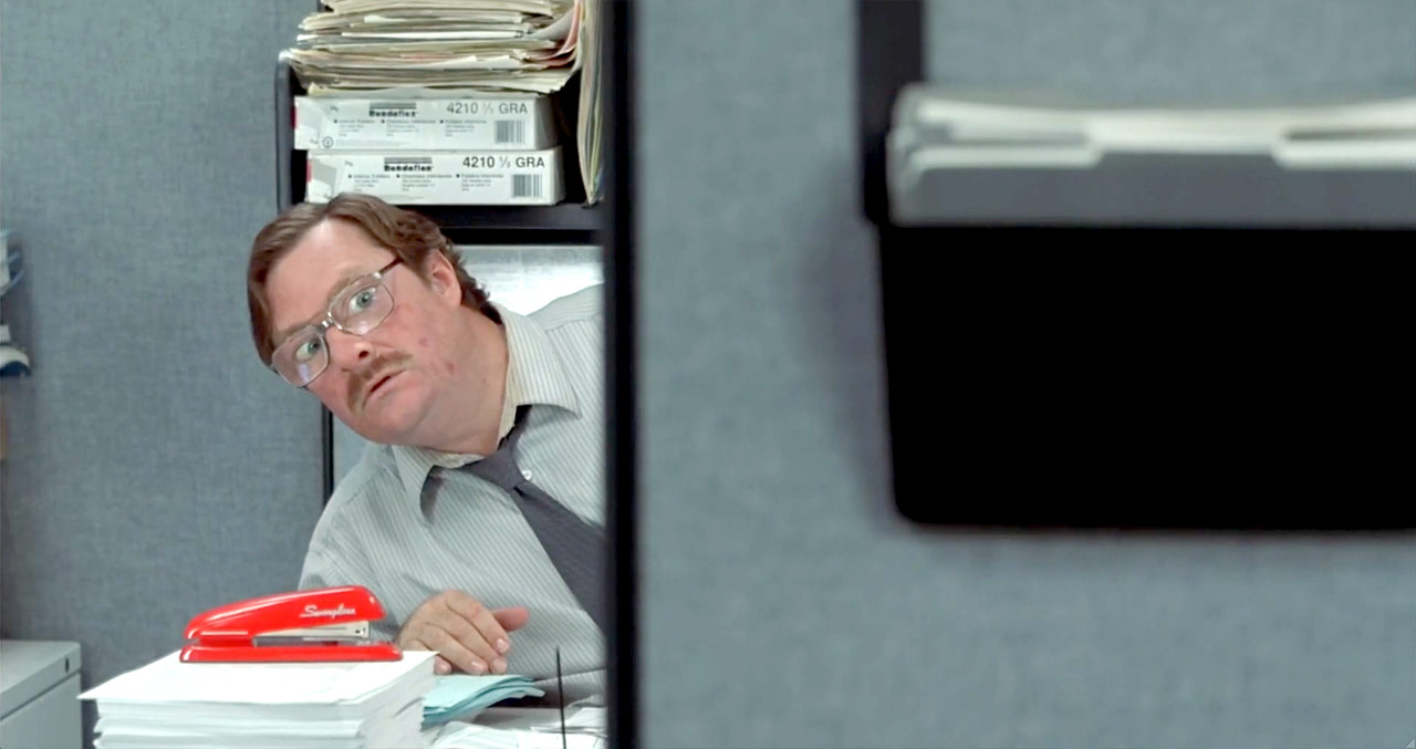 Office Space Quotes Virtualstapler  Staplers In Film Tv Media And Culture  Office